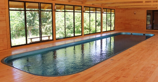 Фото композитного бассейна Олимпик