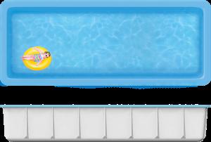 Схема бассейна Лилль-Baby
