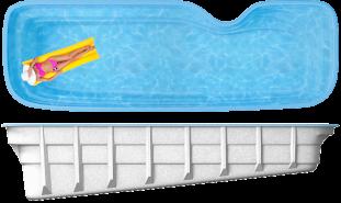 Схема бассейна Нарбонн