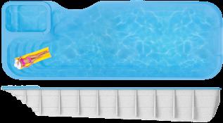 Схема бассейна Премьер-SPA
